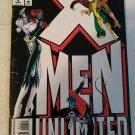 X-men Unlimited #4 G/VG Marvel Xmen