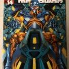 X-O Manowar Vol 3 #14 VF/NM Robert Venditti Valiant Comics