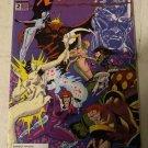 Xenobrood #2 Fine DC Comics