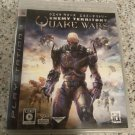 Enemy Territory: Quake Wars (Sony PlayStation 3) With Manual Japan Import PS3