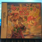 Mario Party DS (Nintendo DS, 2007) W/ Manual Japan Import CIB