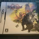 Kingdom Hearts Re: Coded (Nintendo DS, 2010) Complete W/ Manual Japan Import CIB