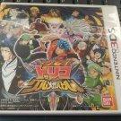 Toriko Gourmet moth battle (Nintendo 3DS) Japan Import