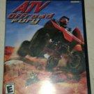 ATV Offroad Fury (Sony PlayStation 2, 2001) PS2