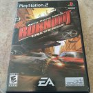 Burnout: Revenge (Sony PlayStation 2, 2005) With Manual PS2