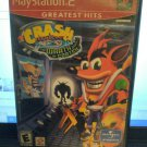 Crash Bandicoot: The Wrath of Cortex Greatest Hits (Sony PlayStation 2) PS2