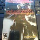 Devil May Cry 3 Dante's Awakening Special Edition Greatest Hits Playstation PS2