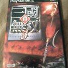 Dynasty Warriors 4 (Sony PlayStation 2, 2003) NTSC-J Japan Import PS2 READ