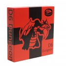 D6 Dungeon - Red
