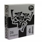 D6 Dungeon - White