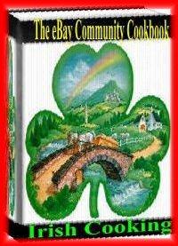 IRISH COOKBOOK recipe ebook Ebay Community 2007 edition