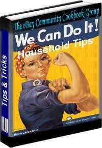 125+ Household TIPS n TRICKS eBook by eBay Members NEW