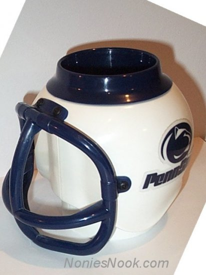 PENN STATE HELMET Cooler with removable Cup