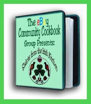 IRISH COOKBOOK recipe ebook Ebay Community Cookbook 2008 edition
