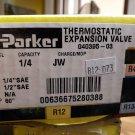 Parker Thermostatic Expansion Valve 040395-03 (Box TMTM13)