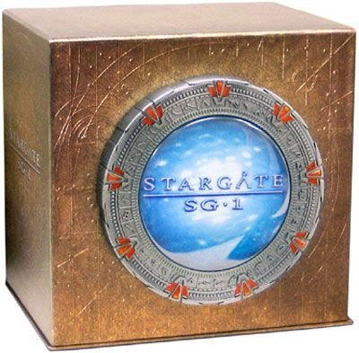 Brand New Stargate SG1 Complete Series Season 1 - 10 Edition DVD Collector's BOX SET 027616092472