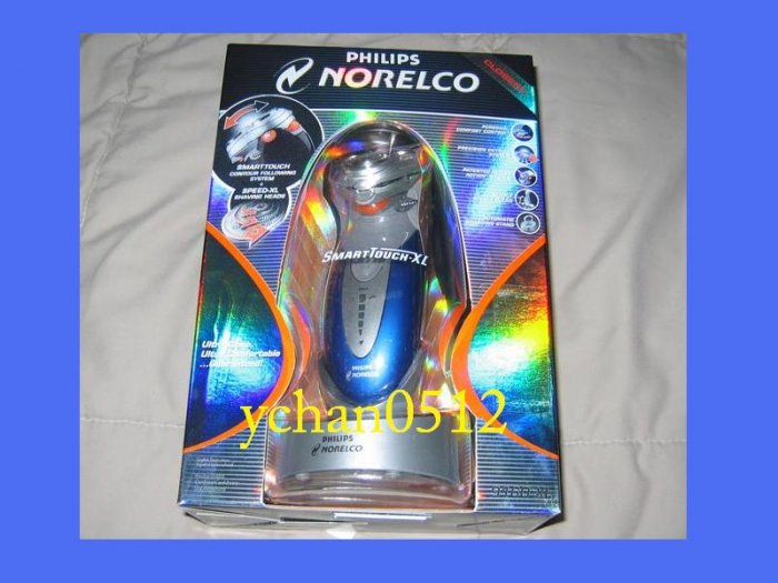 New Philips Norelco 9160XL SmartTouch-XL Men's Shaver Electric