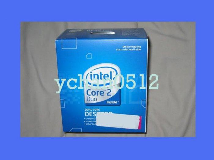 NEW Retail BOX INTEL CORE 2 DUO E7200 CPU 2.53GHZ FAN LGA 775 HEATSINK FAN Dual Core Wolfdale SLAPC