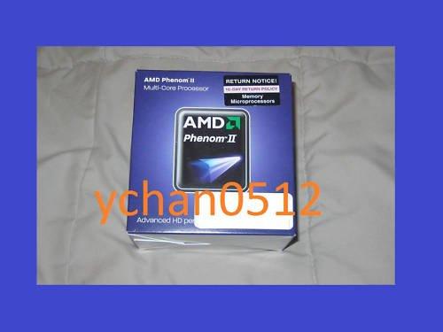 NEW RETAIL AMD PHENOM II X4 925 AM3 2.8GHz QUAD CPU 95W
