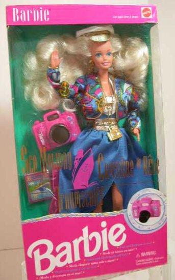 1992 SEA  HOLIDAY  Barbie Doll  - Croisiere de Reve Traumschiff