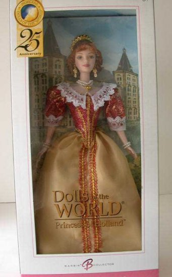 2005 Pink Label 25th Anniversary Princess of Holland