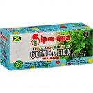 Sipacupa Ital Jamaican Guinea Hen Tea Bags (24 Bags x Pack) 2 Pack