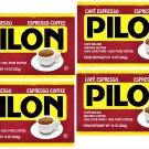 Cafe Pilon Espresso Coffee (10 oz x Brick) 4 Bricks