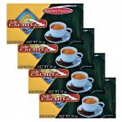 Cafe Cachita Gourmet Espresso Coffee (10 Oz Brick) 4 Brick