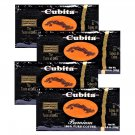 Cubita Premium Pure Coffee Gourmet dark roast 8.8 oz Brick 4 Bricks