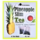 Tierra Madre Pineapple Tea Slim Diuretic Fruit Tea 15 Tea Bags