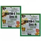 Tierra Madre Stress Nervios Herbal Tea 6 Bags Pack 2 Pack
