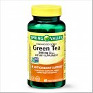 Green Tea Extract Antioxidant Support / Weitgh Loss 500 mg 60 Vegetarian Capsules