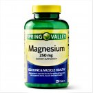 Spring Valley Magnesium Bone & Muscle Health 250mg 250 Tablets