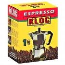 Kloc Espresso Coffee Maker Stove Top 1 Cup
