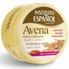Instituto Espanol Avena Oat Moisturizing Cream Hands & Body 6.8 Oz