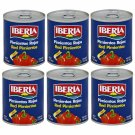 Iberia Fancy Sweet Red Pimientos 7 oz Can 6 Cans