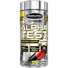 MuscleTech AlphaTest ATP & Testosterone Booster for Men Boost Free Testosterone 120 Caps