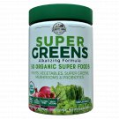 Country Farms Super Greens Powder Unflavored 50 Organic Super Foods 10.6 oz 20 servings
