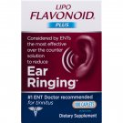 Lipo-Flavonoid Plus Ear Health Supplement ( For Ear Ringing Tinnitus) 100 Caplets