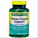 Spring Valley Kidney Cleanse Support Dietary Supplement 90 Vegetarian Capsules
