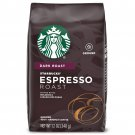Starbucks Dark Roast Ground Coffee Espresso Roast 100% Arabica 12 oz Bag