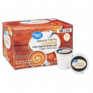 Great Value Caramel Cappuccino Mix Coffee Pods 12 Pods Pack