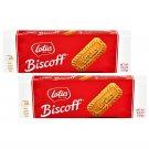 Lotus Biscoff Europe's Favorite Cookie with Coffee (8.8 oz Pack) 2 Pack