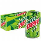 Mountain Dew Original Soda (12oz Can) 12 Cans