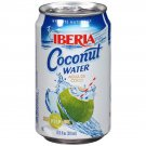 Iberia Coconut Water with Pulp (10.5oz Can) 12 Cans
