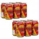 Sunchy Malta 12oz Can 12 Cans