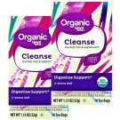 Great Value Organic Cleanse Tea Bags 1.13oz (16 Bags Pack) 2 Pack