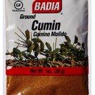 Badia Cumin Ground / Comino Molido (1oz Bag) 2 Bags