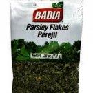 Badia Parsley Flakes / Perejil (0.25 oz Bag) 3 Bags