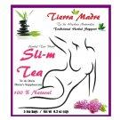 Tierra Madre Slim Tea Dieter's Supplement Traditional Herbal Support 15 Tea Bags